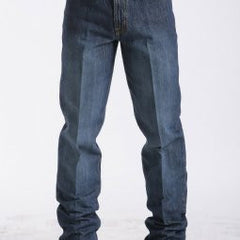 Cinch Jeans, Men's Black Label Dark Stonewash - Mr. Boots