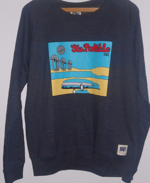 San Portablo 1901 Sweatshirt In Dark Grey