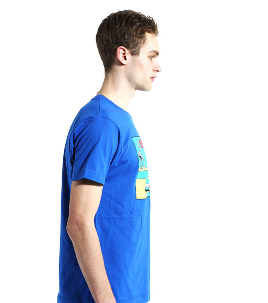 3rd Edition San Portablo T-shirt in Blue
