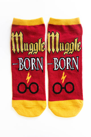 Harry Potter Magic 5-Pack Low Cut Socks