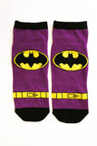 Justice League 5-Pack Low Cut Socks