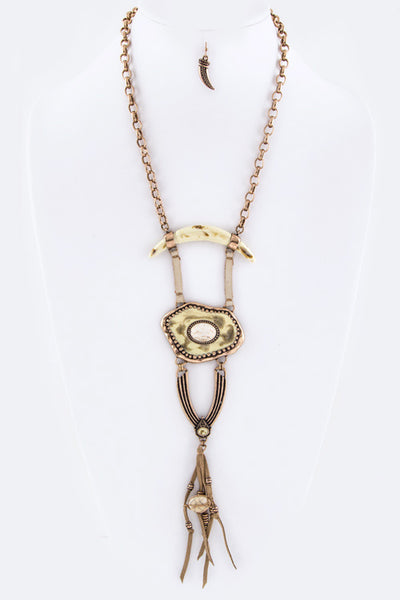 Horn & Stone Iconic Necklace
