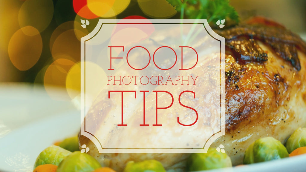 Food Photography Tips to Make Thanksgiving Photos Look Great