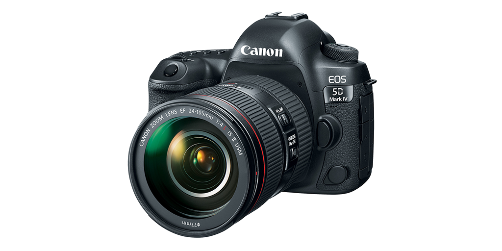 It's Finally Here: Canon Announces The New EOS 5D Mark IV DSLR Camera