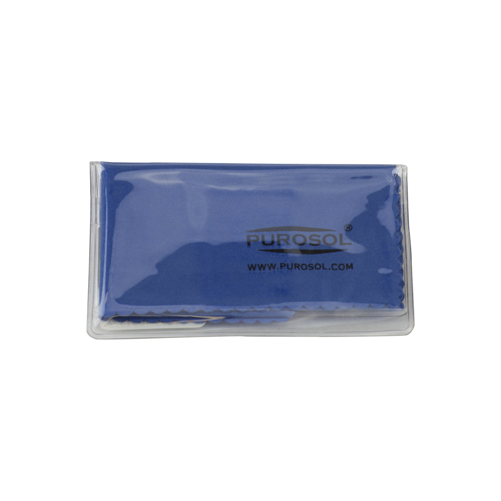Purosol Microfiber Cloth - Purosol Professional Lens and Screen Cleaner