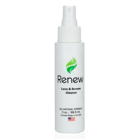 Renew Lens and Screen Cleaner - Purosol Professional Lens and Screen Cleaner