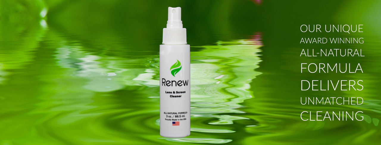 Renew is a fresh new product from Purosol