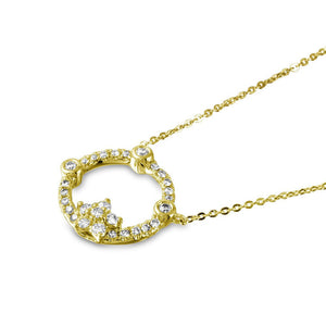 Jewels By Royal - Necklace w/ Pendant (PMI103028)