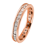 Clarrence in 14K Rose Gold