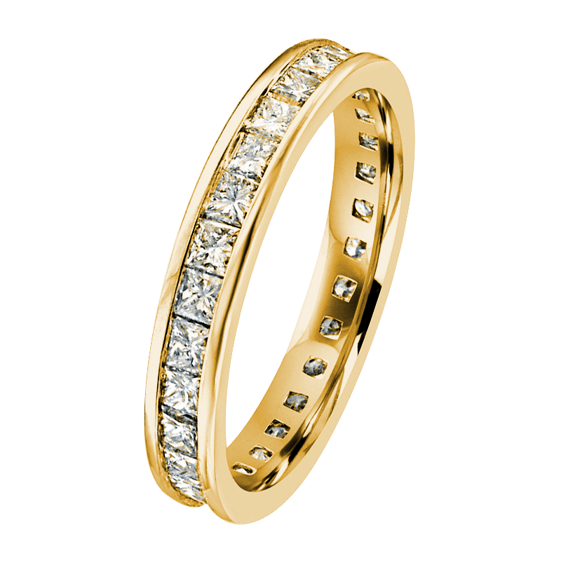 Clarrence in 14K Yellow Gold