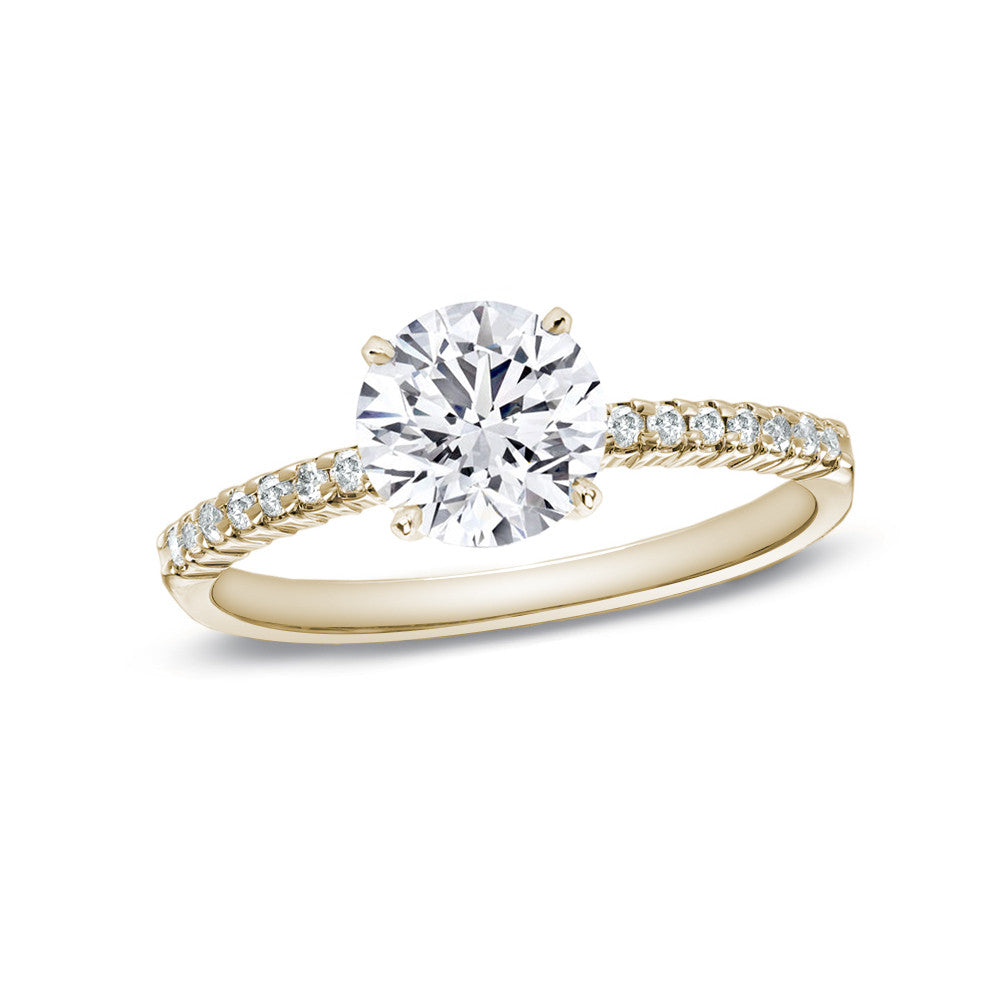 Jewels By Royal - Round Cut Diamond Engagement Ring (RD15032301050)