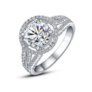 Jewels By Royal - Round Cut Diamond Engagement Ring (RDENG092905)
