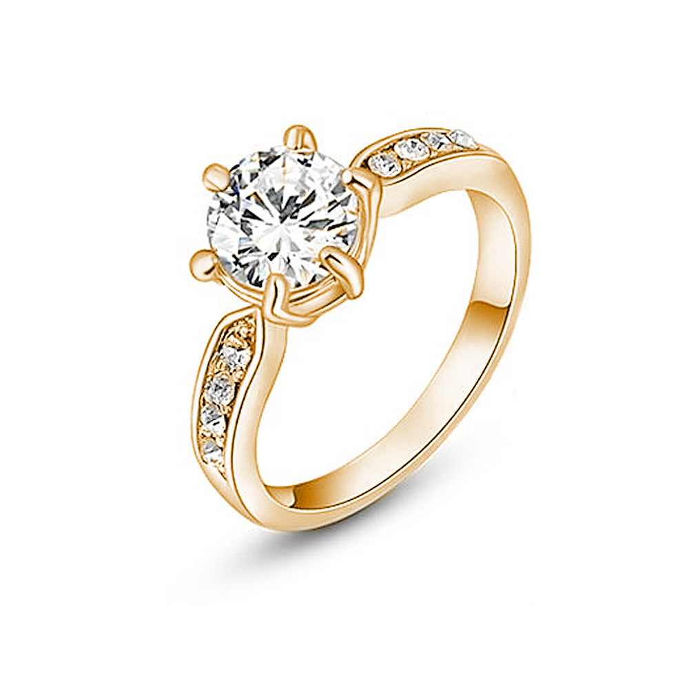 Jewels By Royal - Round Cut Diamond Engagement Ring (RDBS05015112301)