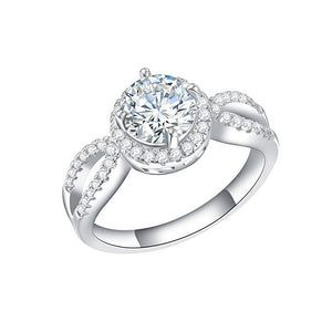 Jewels By Royal - Round Cut Diamond Engagement Ring (RDBS05015112307)