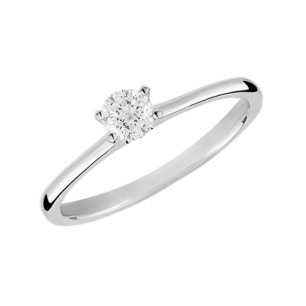 Jewels By Royal - Round Cut Solitaire Engagement Ring (RDSOL025EF)