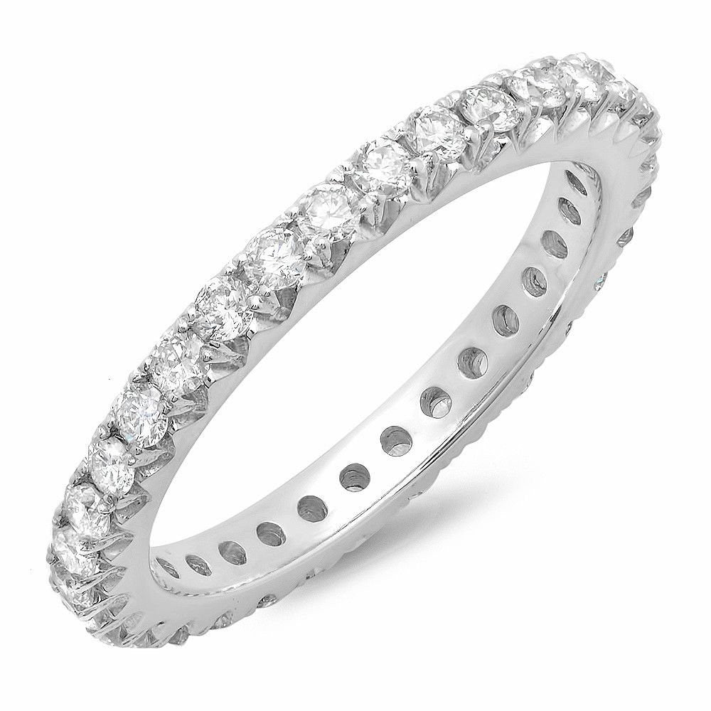 Jewels By Royal - Round Cut Diamond Eternity Band (PMI70632)
