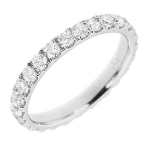 Jewels By Royal - Round Cut Diamond Eternity Band (PMI89520)