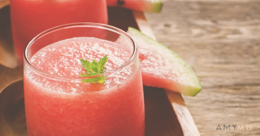 RECIPE: Watermelon Cooler