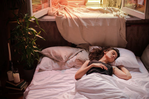Sleep better by front-loading your calorie intake