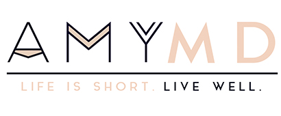 AmyMD - Life is short. Live WELL.