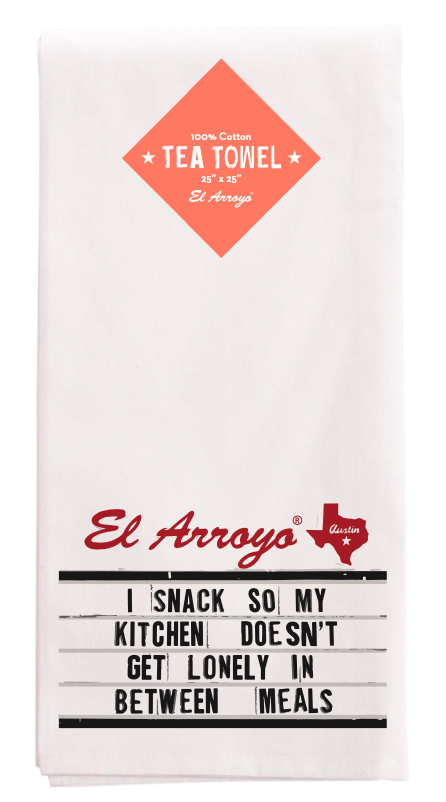 El Arroyo Tea Towel - Lonely Kitchen