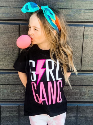 """Girl Gang"" Kid's Tee"