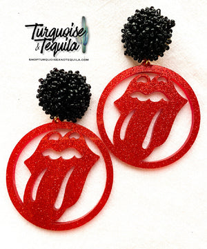 Rockstar Earrings