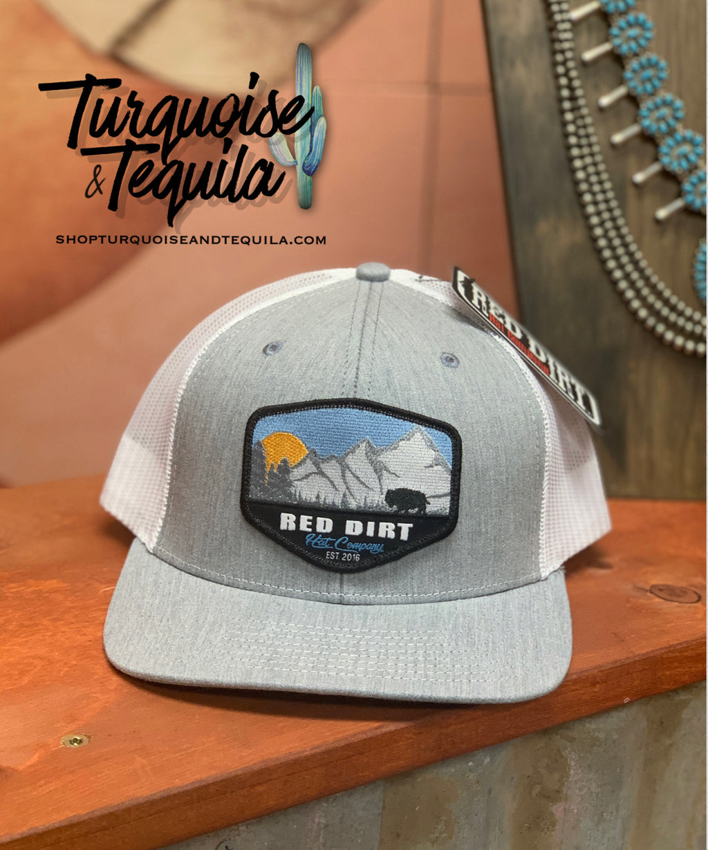 Mountain Buffalo Cap