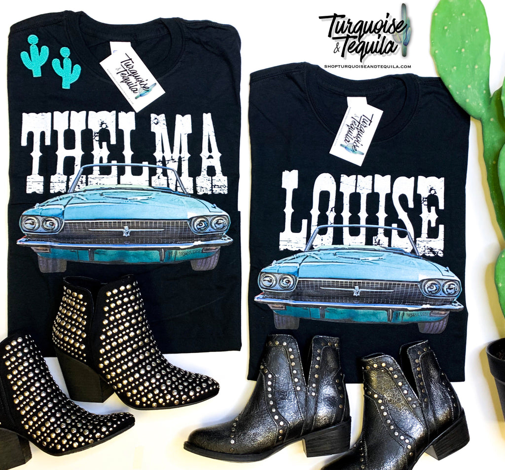 Thelma and Louise Tee