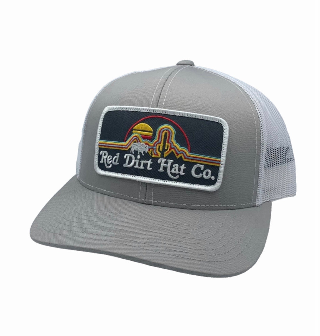 Retro Buffalo Cap
