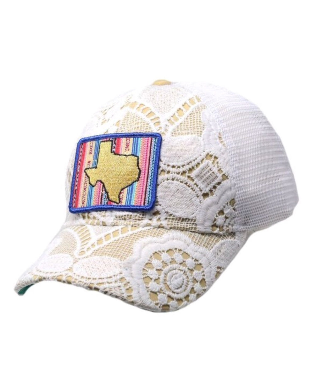 Serape Texas Judith March Cap
