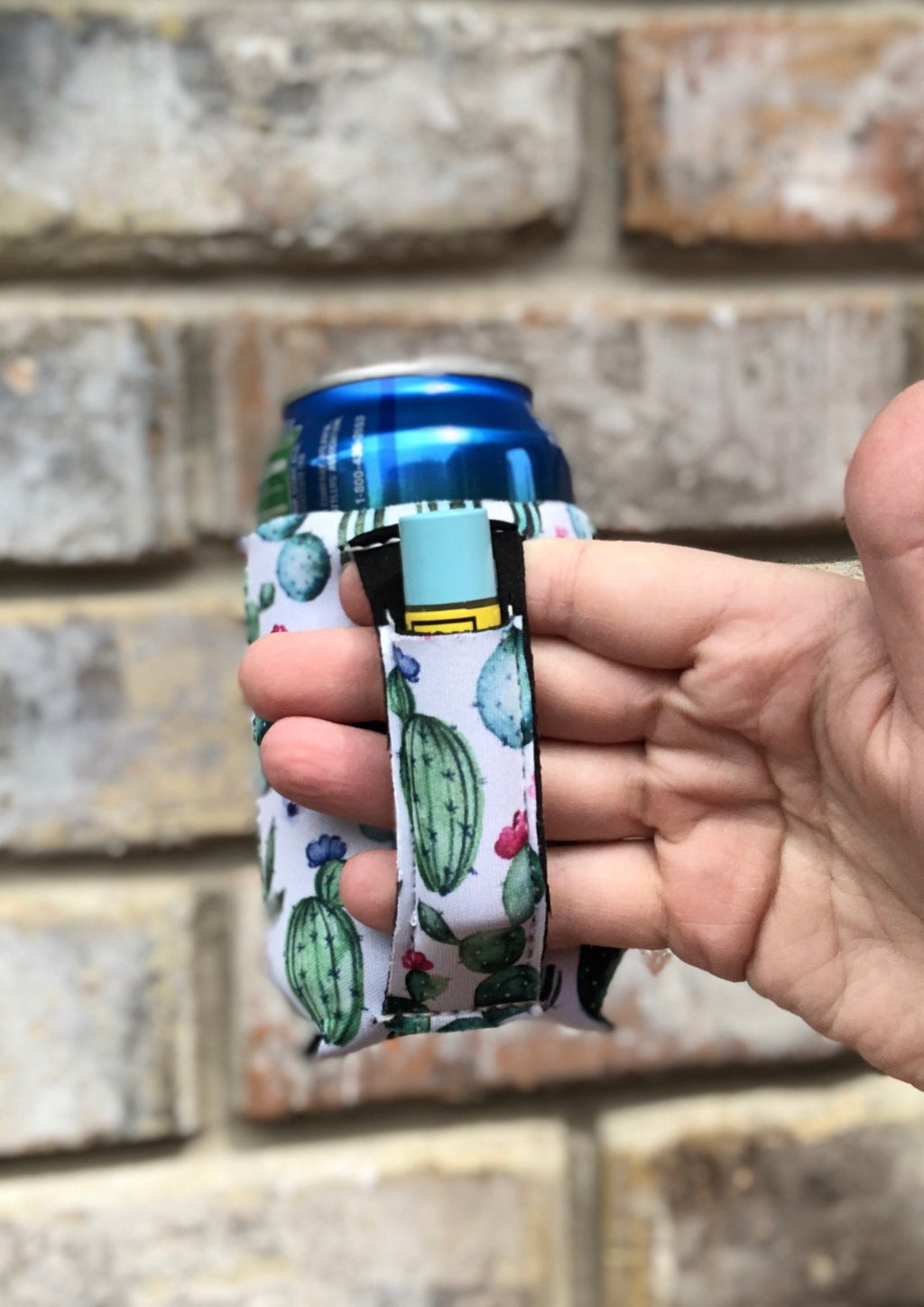 Regular Can Cooler- Cactus