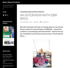 DBR bags interview