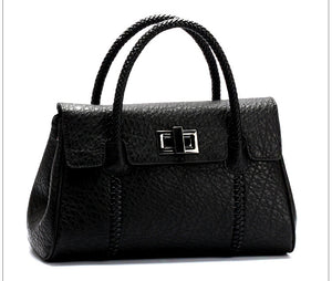 DBR Ruby leather handbag
