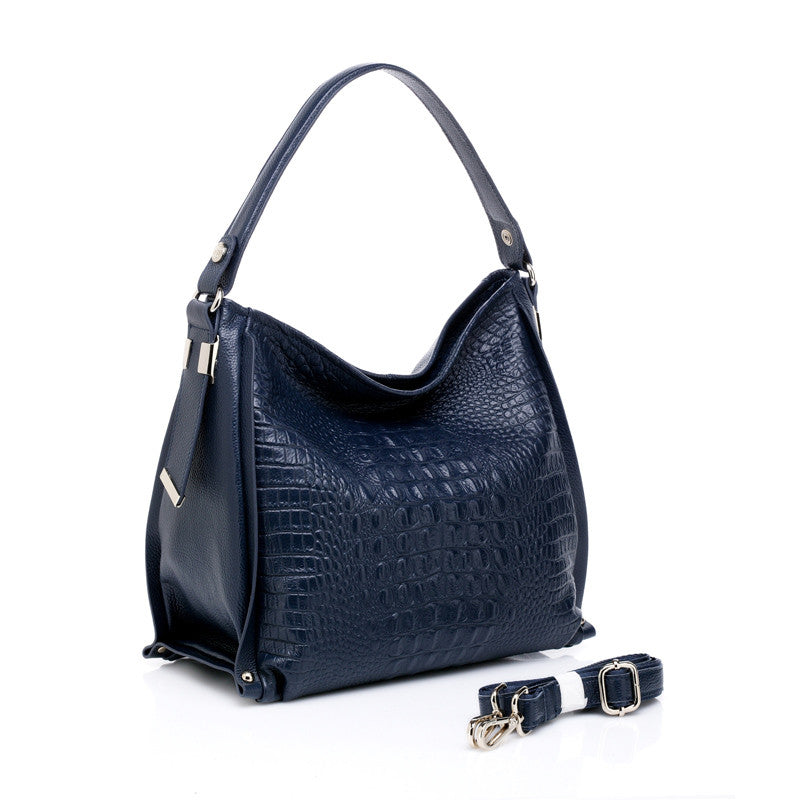 DBR Cally Leather Handbag