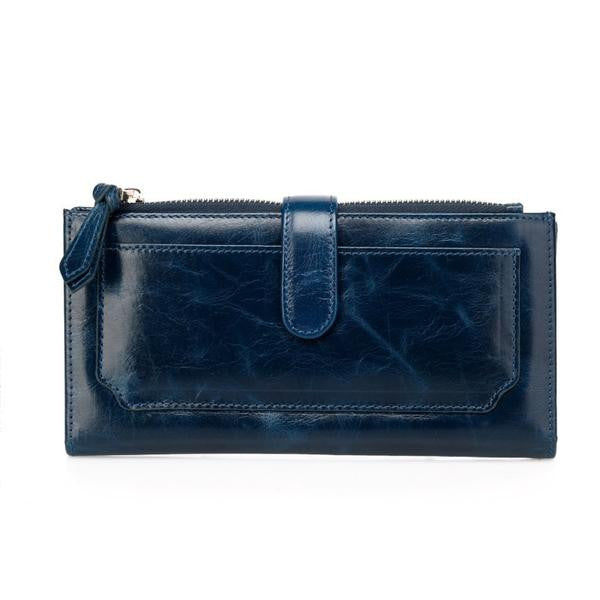 DBR Josselyn Leather Purse