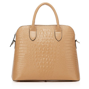 DBR Zoe Croc Leather