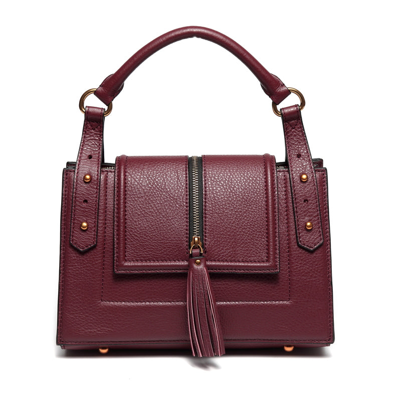 DBR Beatrice leather handbag