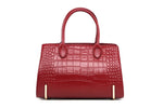 DBR Scarlett Croc Leather