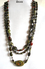 Multi-Strand Necklaces