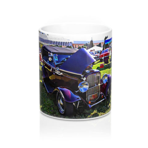 1932 Ford Hot Rod Coffee Mug for Guys, 2 sizes, Ceramic