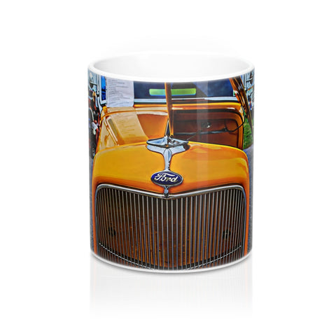 1932 Ford Roadster Coffee Mug, Hot rod Coffee Mug