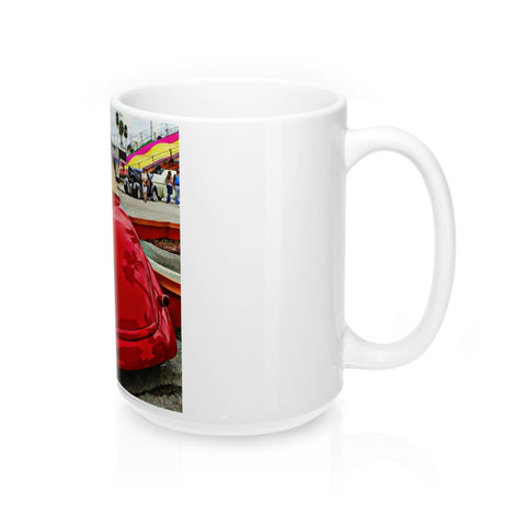 1937 Ford hot rod coffee mug