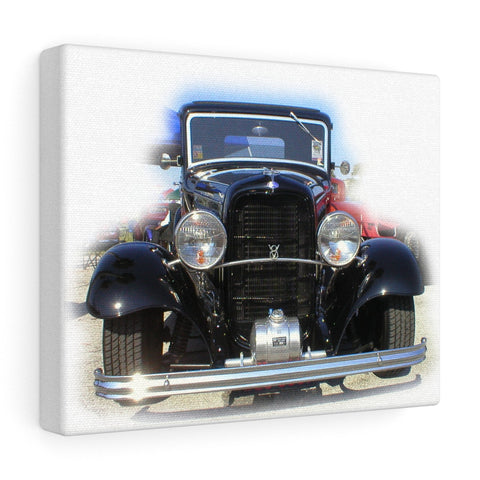 1932 Ford V8 Canvas Gallery Wraps