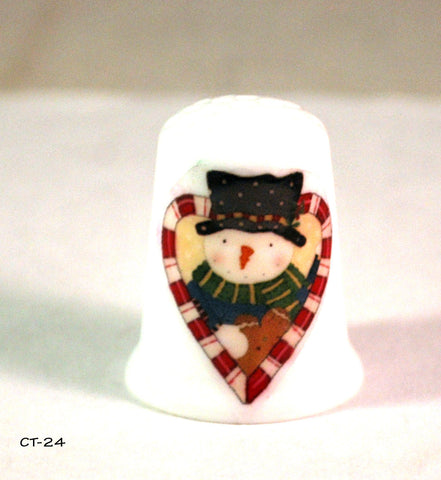 collectible thimble