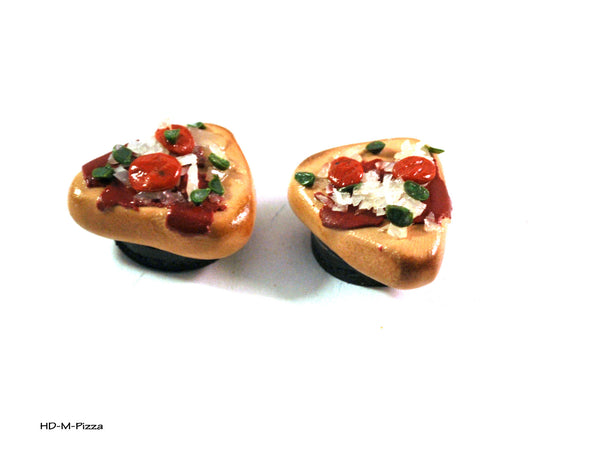 Pizza Kitchen Magnets, Kitchen Magnets, Fridge Magnets, Refrigerator Magnets