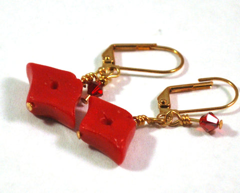 Lip Earrings, Handmade Earrings, Novelty Earrings, Valentines Day Earrings