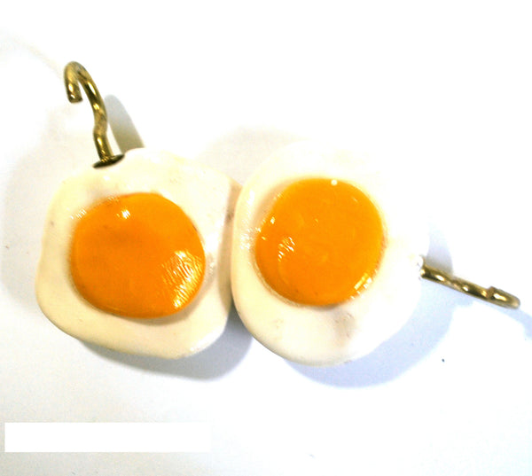 Fried Eggs Potholder Kitchen Magnets, Fridge Magnets, Refrigerator Magnets