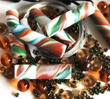 Handmade Polymer Clay Beads, Polymer Clay, Jewelry Making Supplies, Bead Supplies, Bead Kit