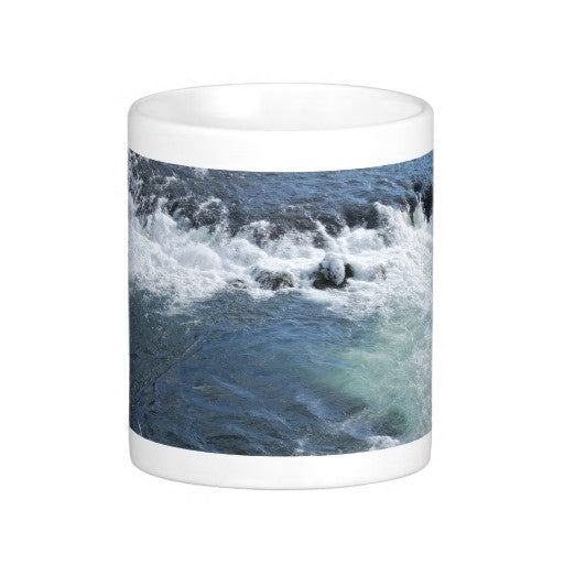 Yellowstone River Coffee Mug, National Park Coffee Mug